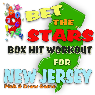 New Jersey Lottery Pick 3 Draw Game - Bet The Stars